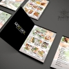 product - Menu Design and Print