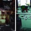 product - Overhaul machine.Before after.